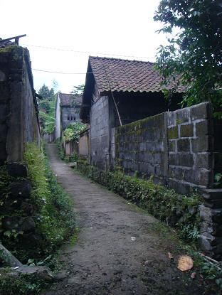我が家までの道のり シドゥメン村市場~我が家まで Pasar Sidemen - Rumah _a0120328_15294781.jpg