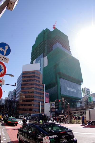 3月4日(金)今日の渋谷109前交差点_b0056983_11251168.jpg