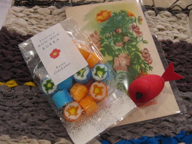 オリジナル金太郎飴 kukka(お花)できましたー_b0184796_15191992.jpg