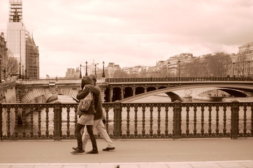 パリでおしゃれな週末 (珍道中とも言う。笑) 5 & 思い出パスタでクッキング☆_d0104926_5153575.jpg