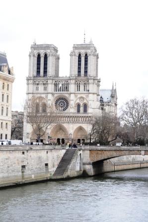 パリでおしゃれな週末 (珍道中とも言う。笑) 5 & 思い出パスタでクッキング☆_d0104926_5373934.jpg