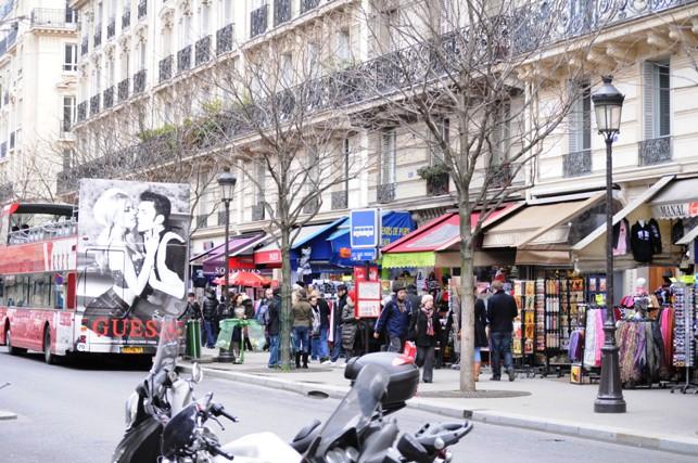 パリでおしゃれな週末 (珍道中とも言う。笑) 5 & 思い出パスタでクッキング☆_d0104926_5422491.jpg