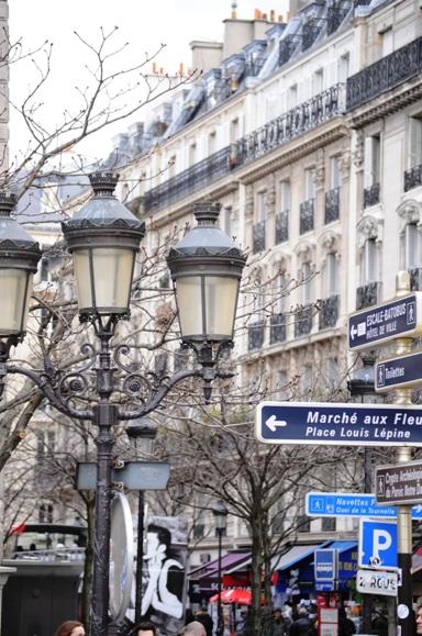 パリでおしゃれな週末 (珍道中とも言う。笑) 5 & 思い出パスタでクッキング☆_d0104926_542264.jpg