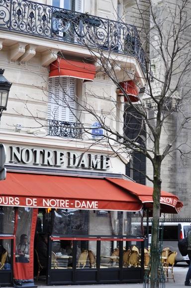 パリでおしゃれな週末 (珍道中とも言う。笑) 5 & 思い出パスタでクッキング☆_d0104926_5423843.jpg