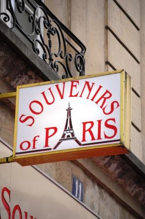 パリでおしゃれな週末 (珍道中とも言う。笑) 5 & 思い出パスタでクッキング☆_d0104926_5464856.jpg
