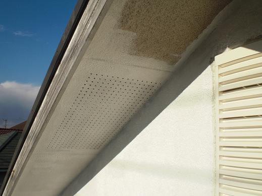 屋根と外壁リフォーム ~ 外壁の下地処理_d0165368_8111731.jpg