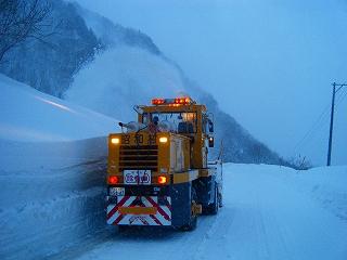 新雪排除_d0122374_2085539.jpg