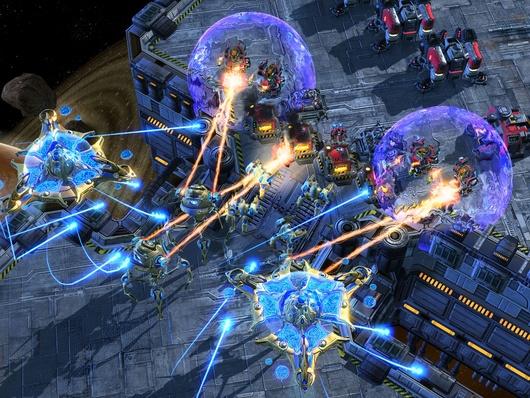 StarCraftⅡ/公式引用画像