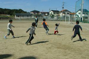 第17回 親子サッカー教室_c0218303_23153683.jpg