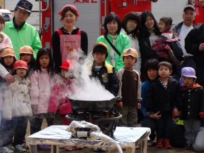 天ぷら火災の恐怖_f0223914_1637338.jpg