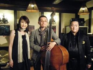 Live at Jazz Inn 六曜館 GIG♪2011.3.5_c0139321_191757.jpg