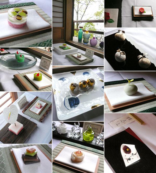 「和菓子 de Art」in 福山_a0017350_2355518.jpg
