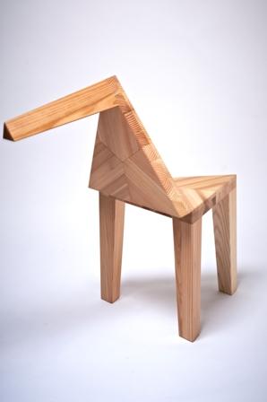 アリクイのような椅子_f0206159_20363279.jpg