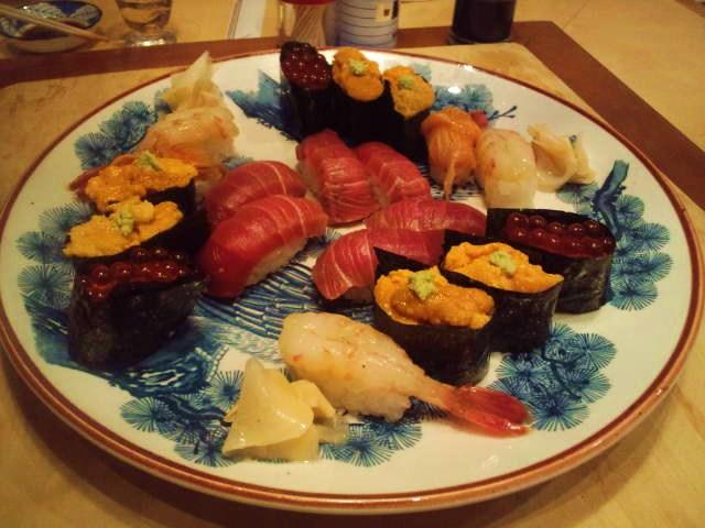 苗場のお寿司やさん ★  しらかば_c0151965_11512326.jpg