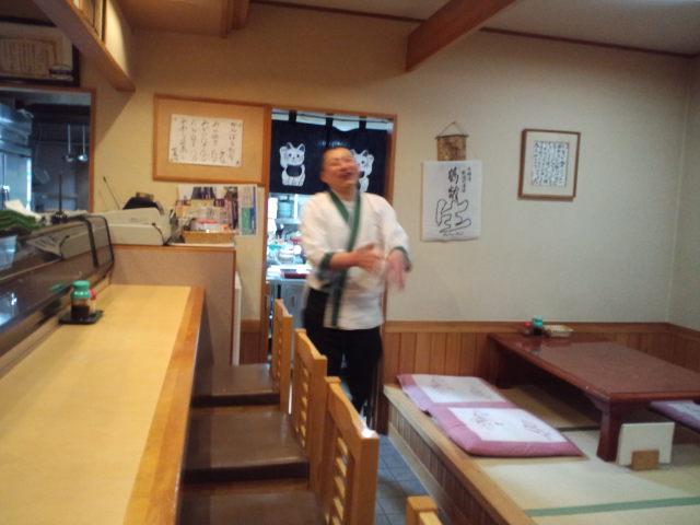 苗場のお寿司やさん ★  しらかば_c0151965_1203216.jpg