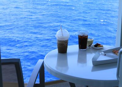 カリブ海クルーズ 終日航海_e0154202_2341338.jpg
