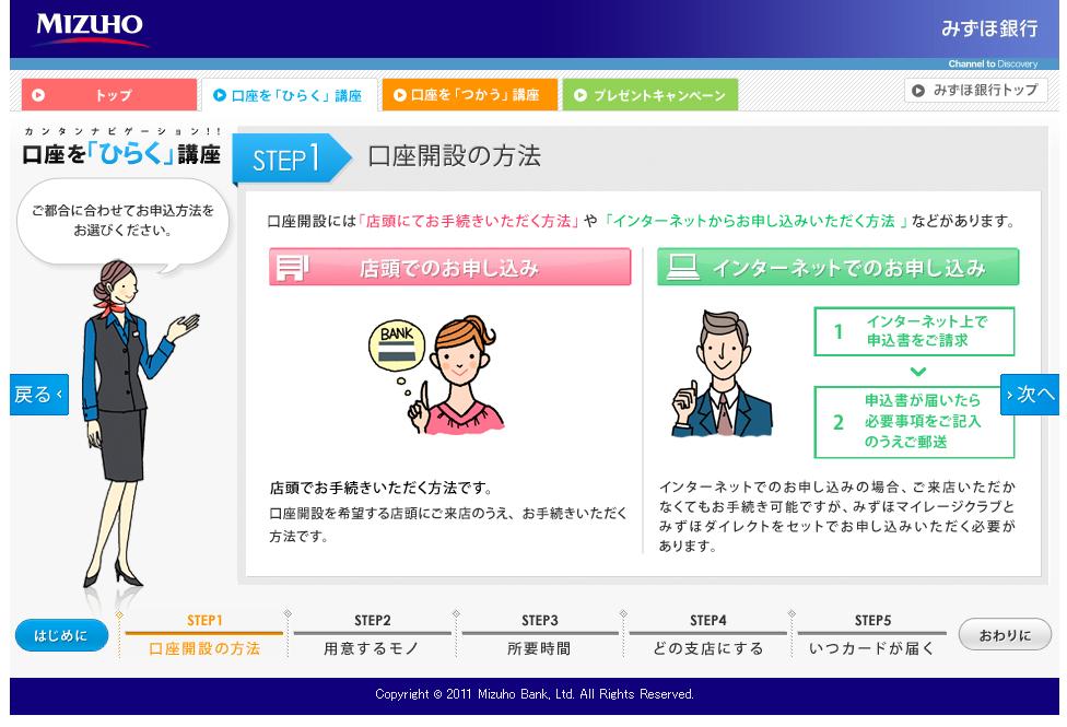 みずほ新生活応援キャンペーン_f0172313_3183077.jpg