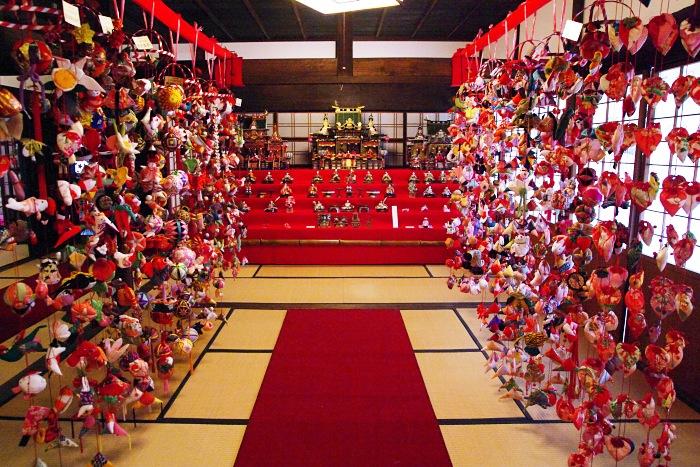 二川陣屋の雛祭り_c0047422_1953294.jpg