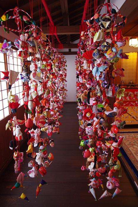 二川陣屋の雛祭り_c0047422_196227.jpg
