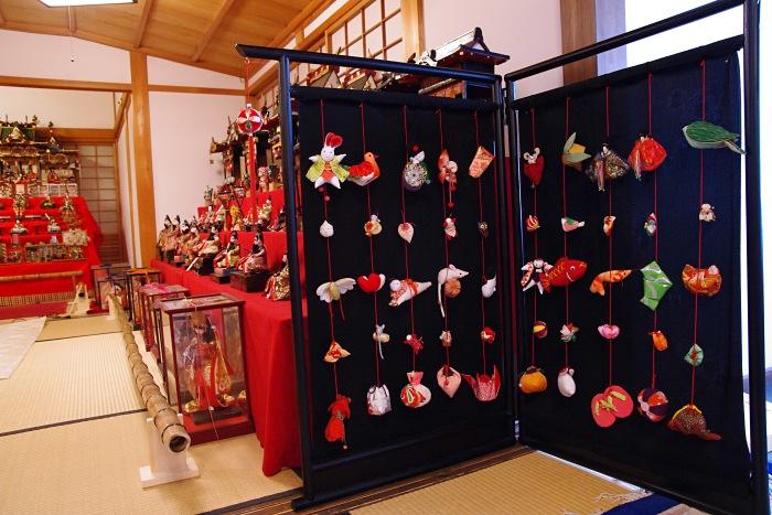 二川陣屋の雛祭り_c0047422_1963980.jpg