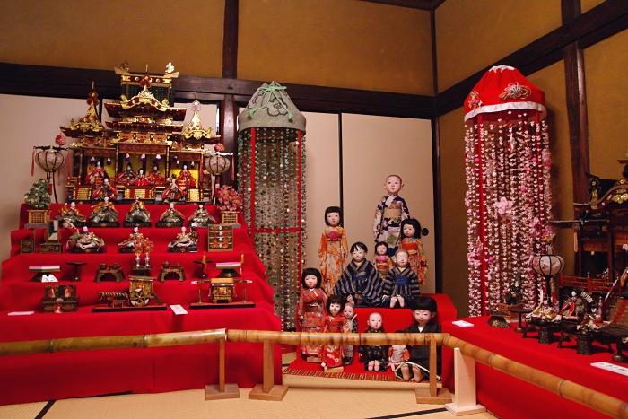 二川陣屋の雛祭り_c0047422_1971834.jpg