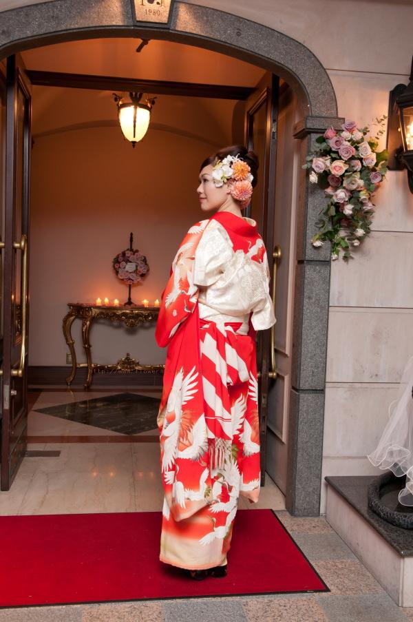 新郎新婦様からのメール ラナンキュラスとオードリー シェ松尾青山サロンさまへ_a0042928_18575845.jpg