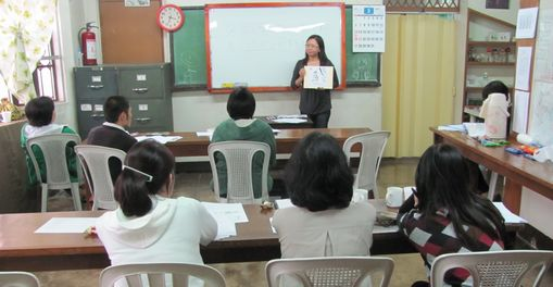 Practice Teaching course for Nihongo teachers_a0109542_2221540.jpg