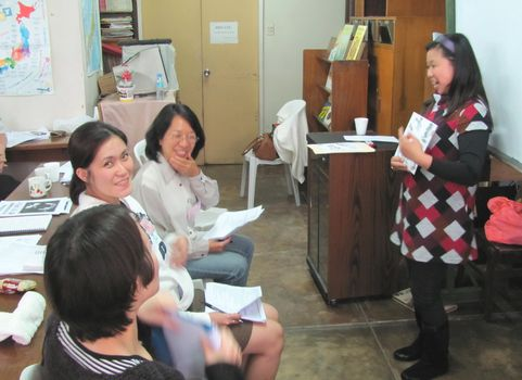 Practice Teaching course for Nihongo teachers_a0109542_22264453.jpg