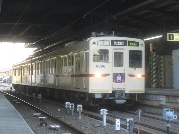 京王電鉄 ありがとう6000系_e0120143_23231468.jpg
