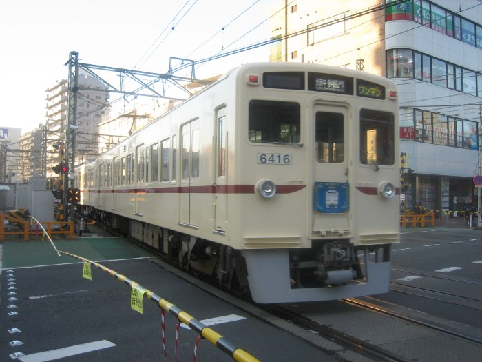京王電鉄 ありがとう6000系_e0120143_23232989.jpg
