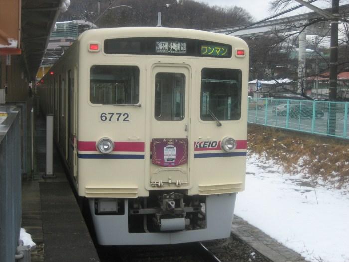 京王電鉄 ありがとう6000系_e0120143_23243989.jpg