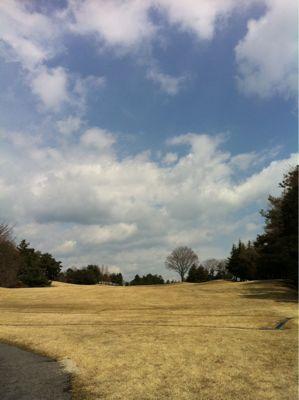 休日ゴルフ♪_d0220957_1515438.jpg
