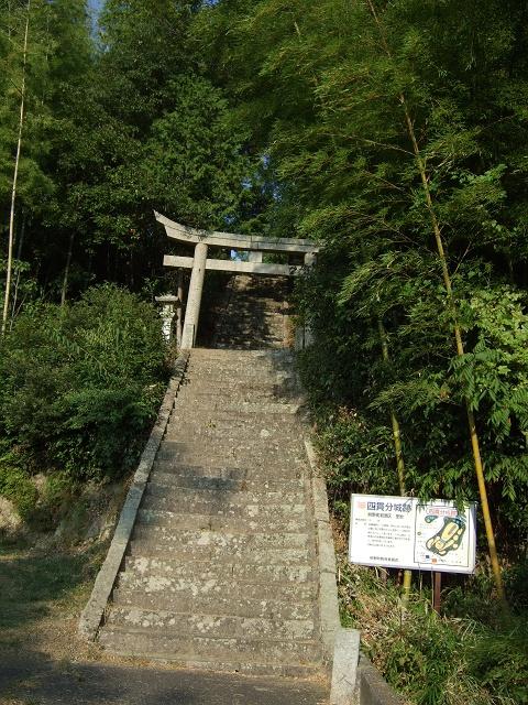 熊野町にある、2つの龍王神社 その2 龍王神社(御旅所) _b0095061_16123546.jpg