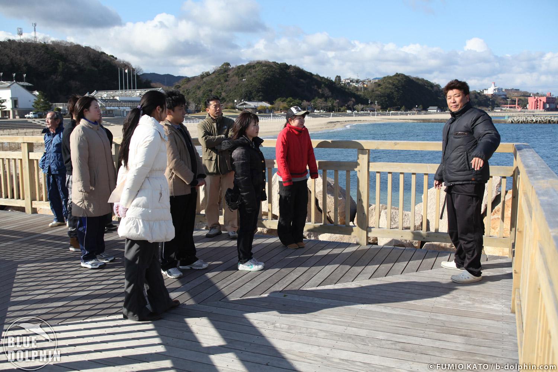 3/4 せんなん里海公園アマモ移植_e0201269_12414555.jpg