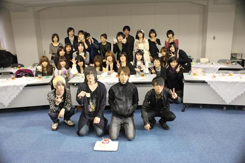 Plastic Tree、ニュー・アルバムのリスニングパーティ開催で竜太朗がファンからのHappy Birthdayに感激!!_e0197970_2034098.jpg
