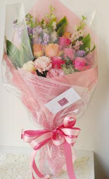 WEDDING 贈呈用花束 **画像リクエストを多くいただくアイテム その4_a0115684_18271459.jpg