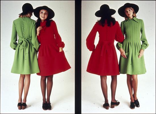 60年代ファッション誌(AMICA)