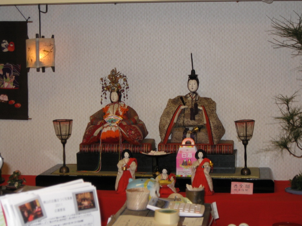 勝山のお雛祭り_c0218213_1650443.jpg