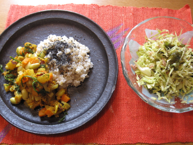 玄米菜食時々魚のうちごはん日記_f0180433_203271.jpg