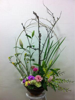 お祝いのお花たち_f0145839_0551094.jpg