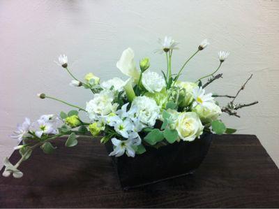 お祝いのお花たち_f0145839_055698.jpg
