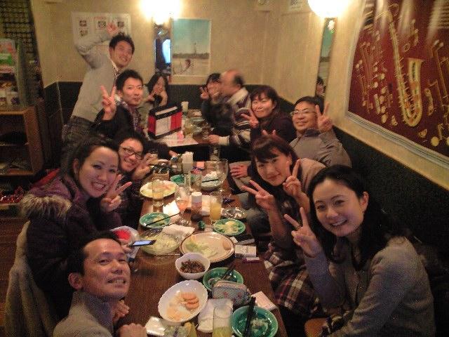 3月5日(土)その2:送別会at宝島。_b0206845_2383027.jpg