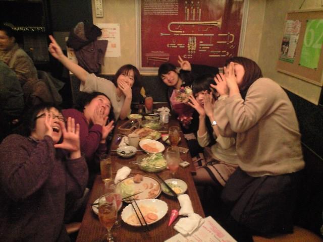 3月5日(土)その2:送別会at宝島。_b0206845_2383064.jpg