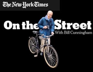 NYのストリート・ファッションを撮り続けて50年!? 伝説の写真家、ビル・カニンガムさんの映画公開へ_b0007805_464453.jpg