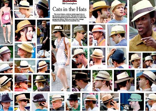 NYのストリート・ファッションを撮り続けて50年!? 伝説の写真家、ビル・カニンガムさんの映画公開へ_b0007805_465943.jpg