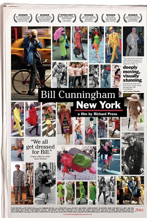 NYのストリート・ファッションを撮り続けて50年!? 伝説の写真家、ビル・カニンガムさんの映画公開へ_b0007805_473518.jpg