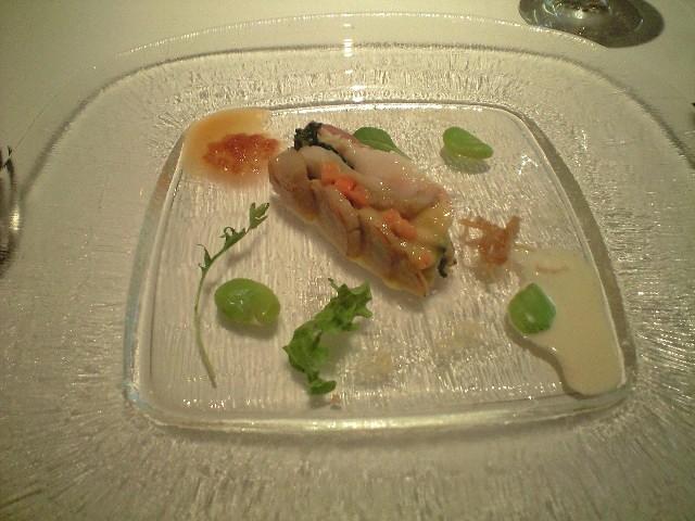 Le CHARBON と La Cime  -3時間コースのガストロノミー(美食)と 郷土料理をベースのフレンチ-_a0194908_933429.jpg