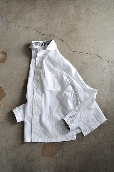 NATIC/ナティック ドットアンカージャガードシャツ