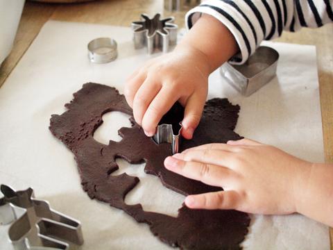 娘とクッキー作り_e0172847_9503250.jpg