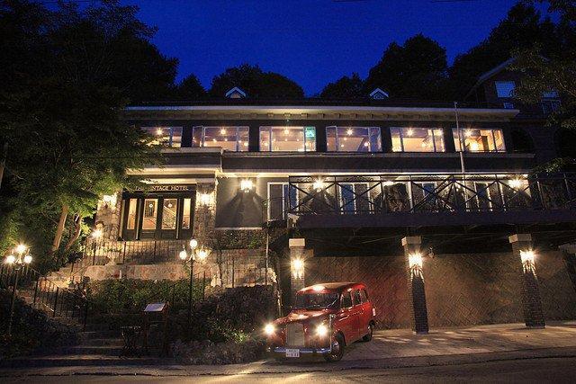 幻の The Vintage Hotel Karuizawa _f0236260_1834631.jpg